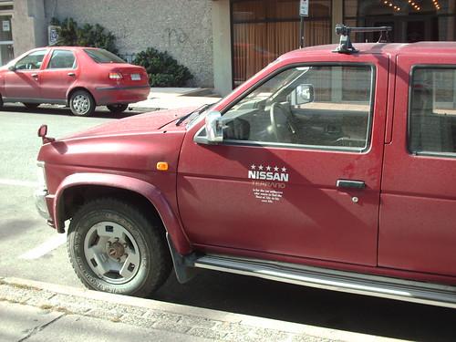 Nissan Terrano Engrish- Punta Arenas