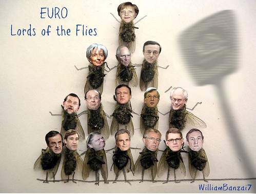 EURO LORDS OF THE FLIES by Colonel Flick