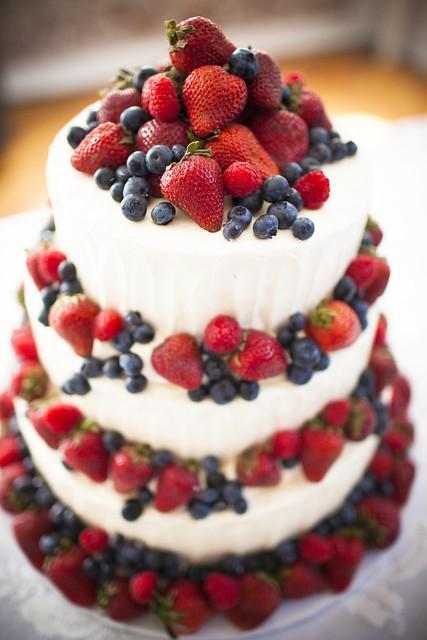 Wedding Cake Berries