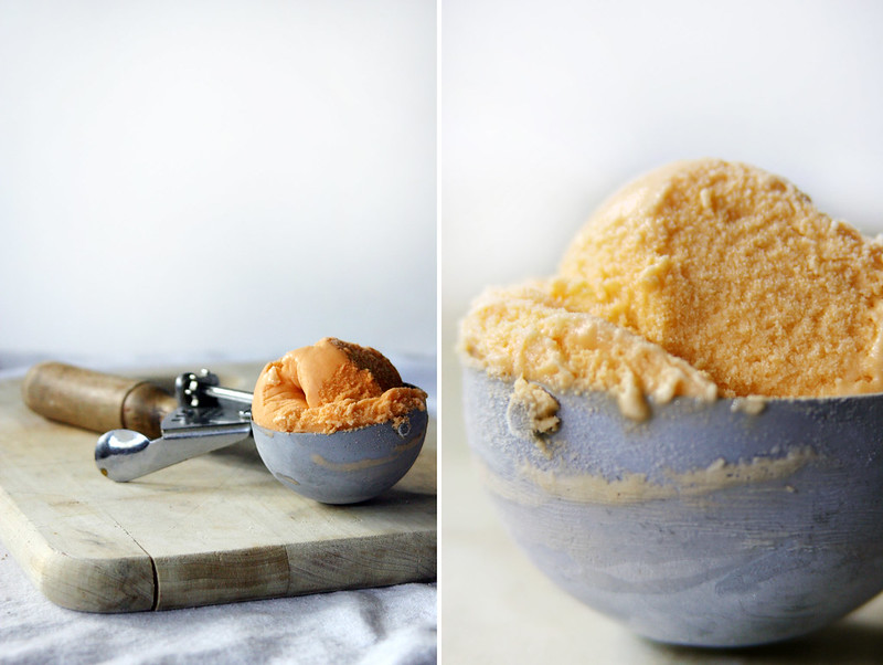 thai iced tea & vegan ginger ice-cream sandwiches - Local Milk Blog ...