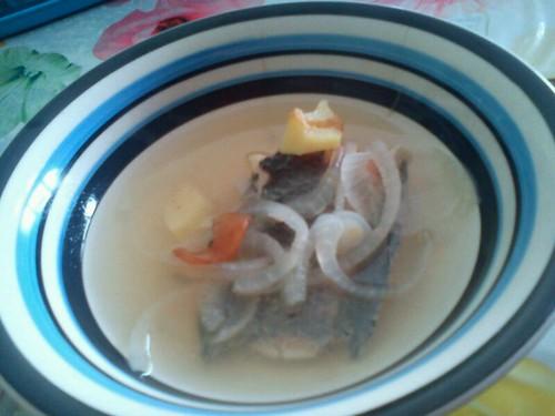 Sup Ikan Haruan by Ammyzyliyana