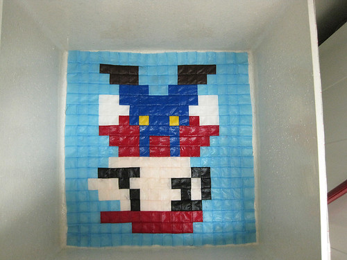 Super Mario Brothers QAL Block 1