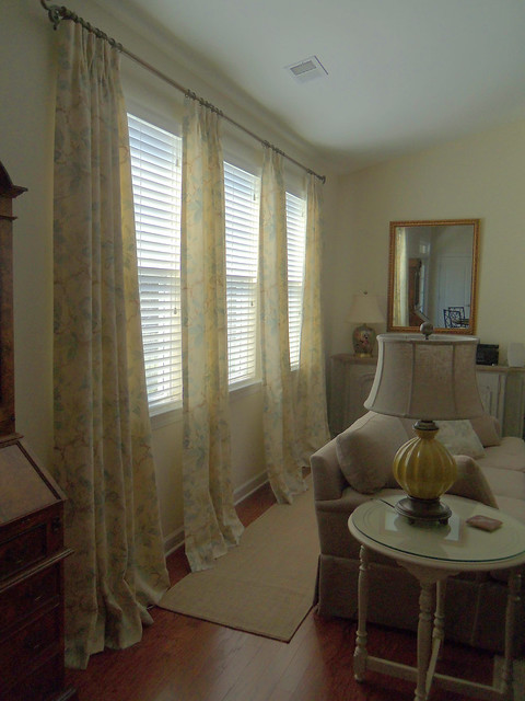 Living Room Window Curtain Styles