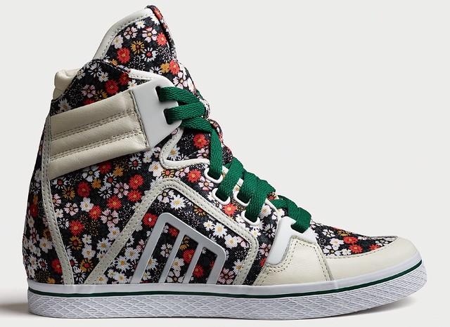 Floral Adidas
