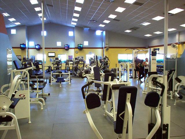 houston gyms