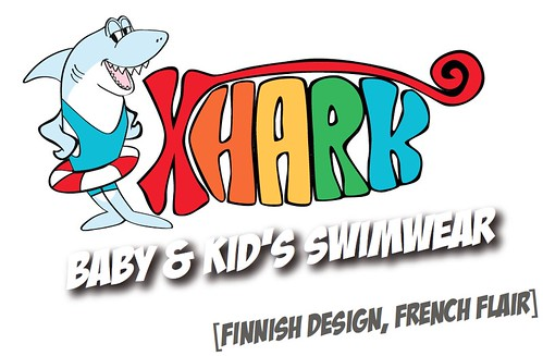 A new kind of swimwear for kids: XHARK