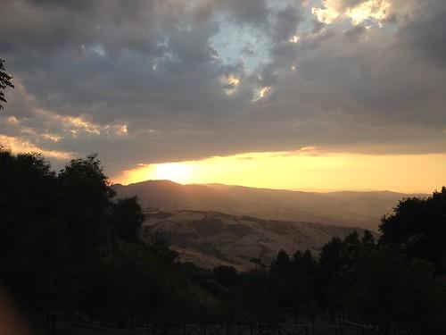 tramonto da rotondella2