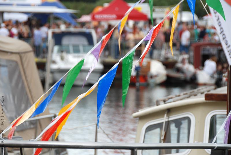 Marine festival in Oberhausen