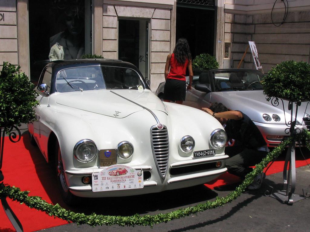 Alfa Romeo 6c >> Alfa Romeo 6c 2500 Super Sport Touringin Tekemalla Superle