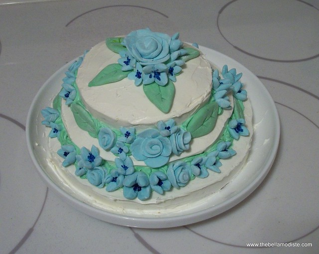 Images Of Birthday Cakes For Little Sister : Birthday Cake for Sister Flickr - Photo Sharing!