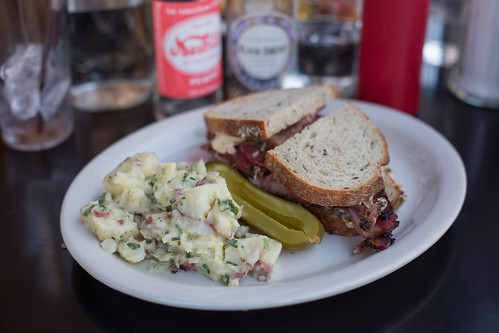 Kenny and Zuke's Delicatessen, Portland