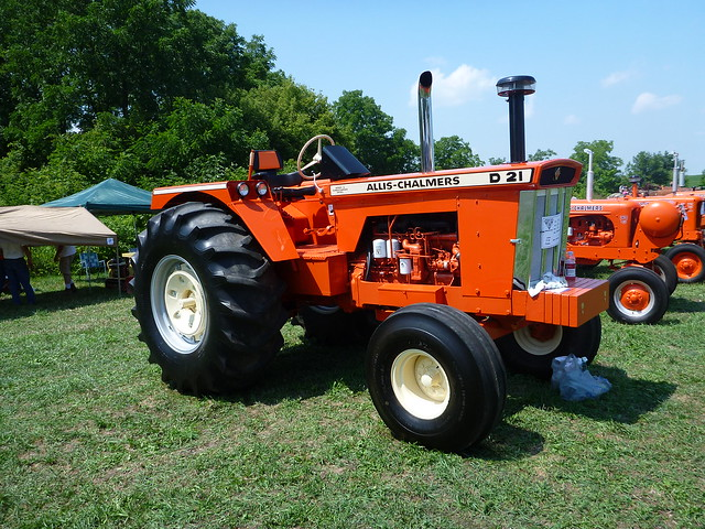 Allis Chalmers D21 : P allis chalmers d flickr photo sharing