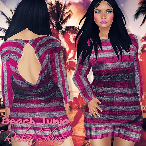 Reila Skins - Summer Dreess pink