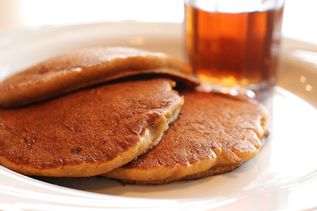 Sweet Potato Pancakes, Sun Garden Cafe, Siesta Key, FL