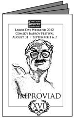 Labor Day Fest program cover