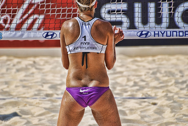 April Ross / Beach Volleyball (2).-