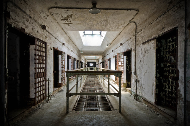 Eastern State Penitentiary - Cellblock 12