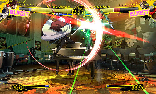 Persona 4 Arena: Lag Patch Coming For The Xbox 360