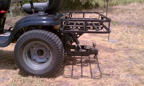 Craftsman Gt6000 Attachments : Craftsman gt good machine mytractorforum the