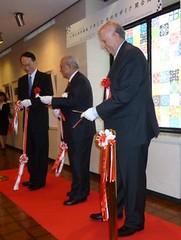 Inauguración Exposición Emb. Ono3 Junio 2012