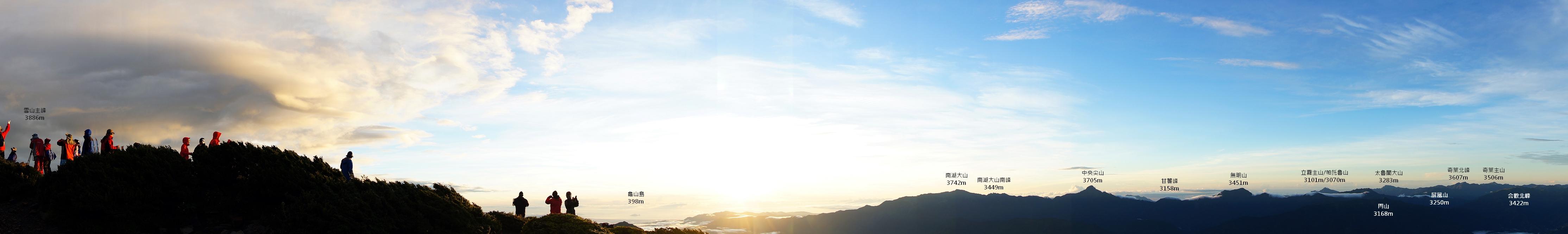 雪山主東下翠池-Day2-051-mkd