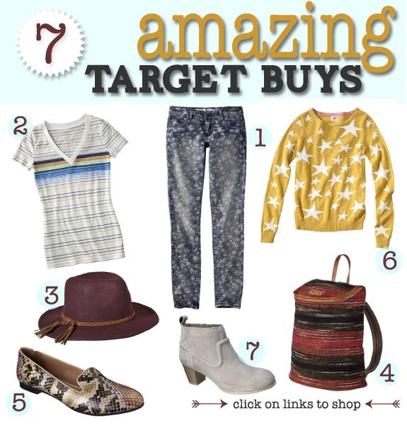 amazing target buys