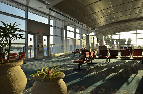 Airport Lounge, Orlando, FL