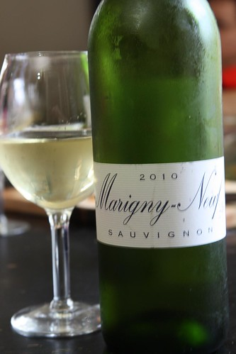 2010 Marigny-Neuf Sauvignon Blanc