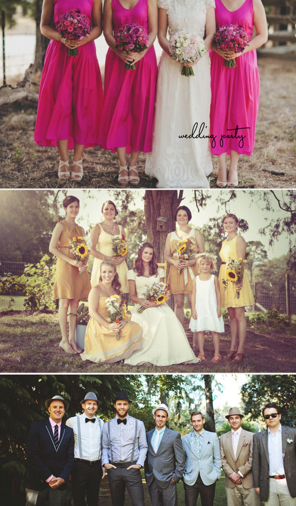 Wedding Party | Lovestruck