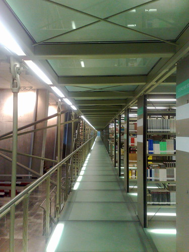 Biblioteca Vasconcelos by Maya Dusty