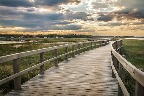 canada beach nb newbrunswick boardwalk bouctouche dunedebouctouche bouctouchedune saintédouarddekent
