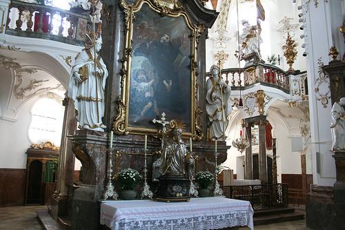 Heiliegnbildnis - Kloster Andechs