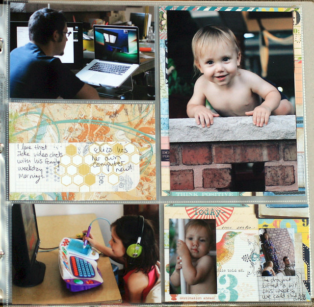 Project Life 2012 | Week 32