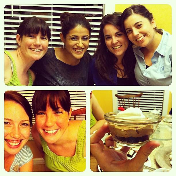 The girls. Love these ladies. @abakidis @mrsdoyle512 @powersd64