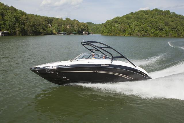 Jet Boat Yamaha
