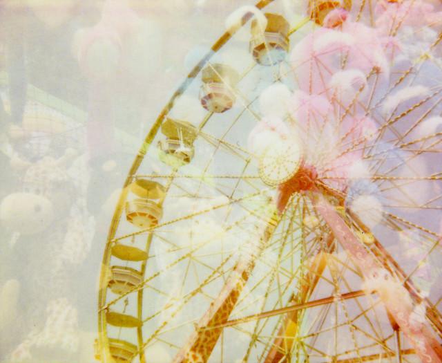 Ferris wheel (double)
