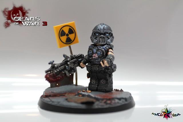 Gears of War Figures Carmine   eBay