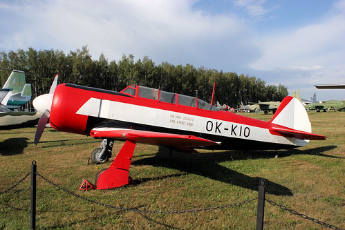 Yakovlev C-11 OK-KIO