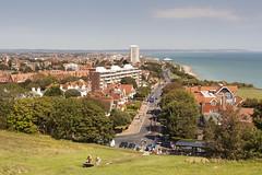 Eastbourne to Seaford - 1   Eastbourne panorama