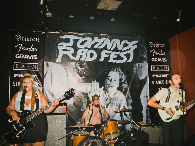 Shannon & The Clams @ Johnny Rad Fest