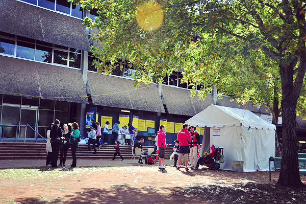 USQ Toowoomba Open Day 2012