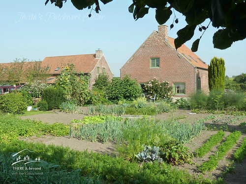 't lang leven moestuin & guesthouse