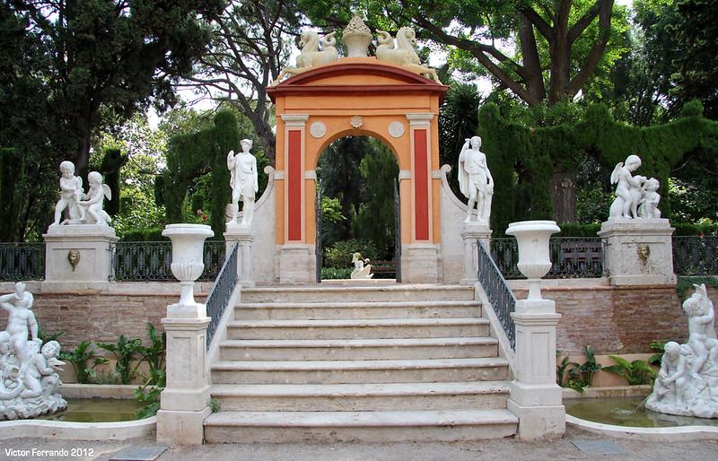 Jardines de monforte una joya escondida en valencia for Jardines de monforte valencia
