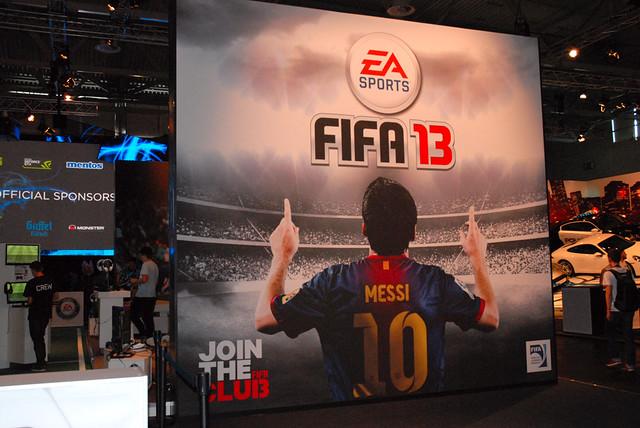 FIFA 13 - Stand EA