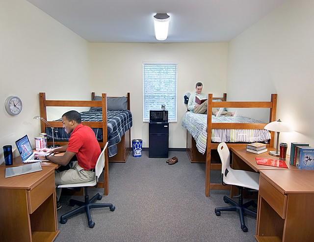 Decorating Ideas > UWG Center Point Suites  An Album On Flickr ~ 003157_Georgia Tech Dorm Room Ideas