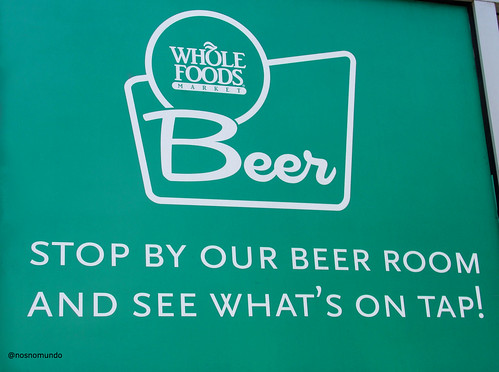 Whole Foods Market - Beer Room