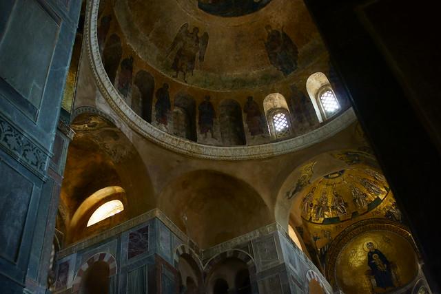 Monastery of Hosios Loukas (Μονὴ τῆς Ὅσιος Λουκᾶς) Greece, Aug 2012. 05-032