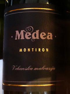 2011 Medea Montiron Istrian Malvazija