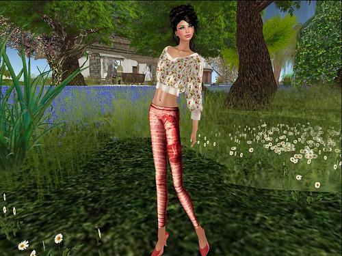 Glitterati by Sapphire ~ Regalo de Agosto by Cherokeeh Asteria