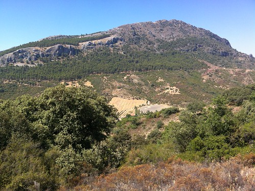 Sierra Caracolera y Ahíllos